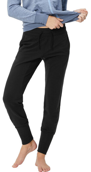super.natural Essential lange broek Dames zwart